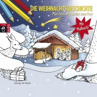 Christian Morgenstern, Theodor Storm, Hans Christian Andersen: Die Weihnachtsgeschichte - Märchen und Lieder zum Fest