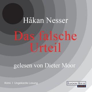 Håkan Nesser: Das falsche Urteil