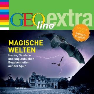 Martin Nusch: Magische Welten - Hexen, Geistern und unglaublichen Begebenheiten auf der Spur