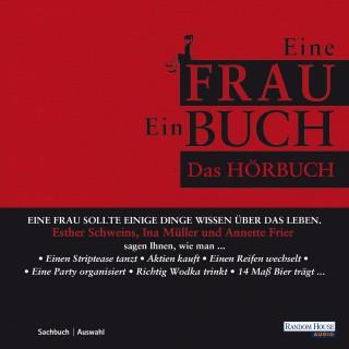 Jacqueline Thomae, Heike Blümner: Eine Frau - Ein Buch