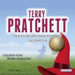 Terry Pratchett: Der Club der unsichtbaren Gelehrten