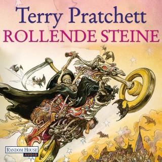 Terry Pratchett: Rollende Steine