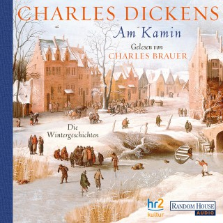 Charles Dickens: Am Kamin