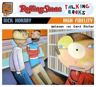 Nick Hornby: High Fidelity