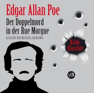 Edgar Allan Poe: Der Doppelmord in der Rue Morgue