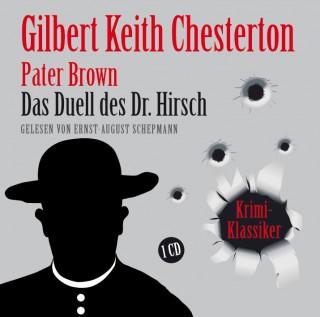 Gilbert Keith Chesterton: Das Duell des Dr. Hirsch
