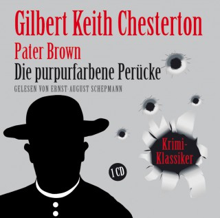 Gilbert Keith Chesterton: Die purpurfarbene Perücke