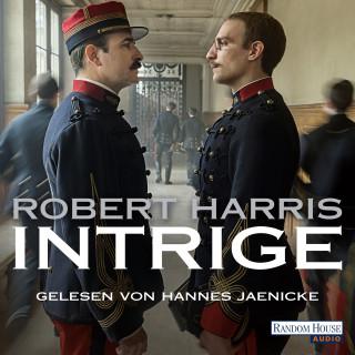 Robert Harris: Intrige