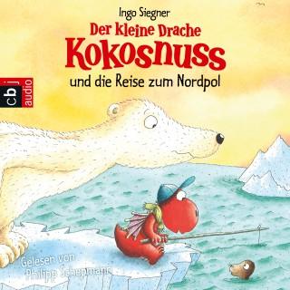 Ingo Siegner: Der kleine Drache Kokosnuss und die Reise zum Nordpol