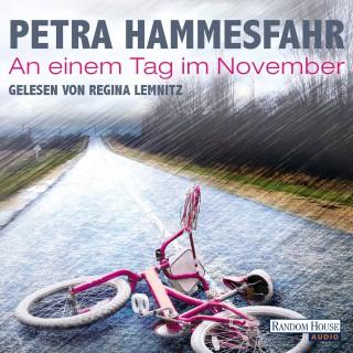 Petra Hammesfahr: An einem Tag im November