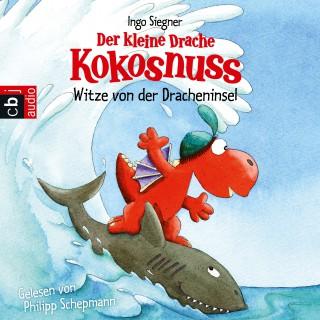 Ingo Siegner: Der kleine Drache Kokosnuss - Witze von der Dracheninsel