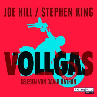 Joe Hill, Stephen King: Vollgas