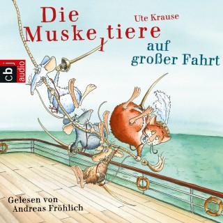 Ute Krause: Die Muskeltiere auf großer Fahrt