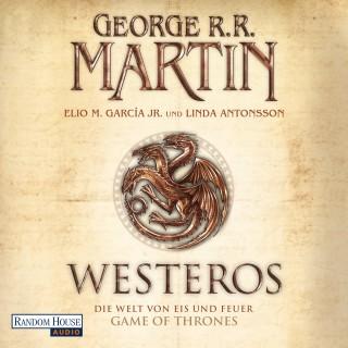 George R.R. Martin, Elio M. Garcia, Jr., Linda Antonsson: Westeros