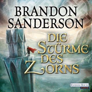 Brandon Sanderson: Die Stürme des Zorns