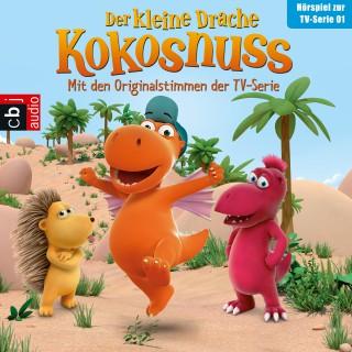 Ingo Siegner: Der Kleine Drache Kokosnuss - Hörspiel zur TV-Serie 01
