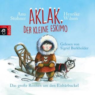 Anu Stohner: Aklak, der kleine Eskimo