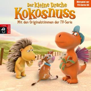 Ingo Siegner: Der Kleine Drache Kokosnuss - Hörspiel zur TV-Serie 03