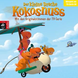 Ingo Siegner: Der Kleine Drache Kokosnuss - Hörspiel zur TV-Serie 04