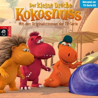 Ingo Siegner: Der Kleine Drache Kokosnuss - Hörspiel zur TV-Serie 05