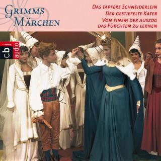 Brüder Grimm: Das tapfere Schneiderlein, Der gestiefelte Kater, Von einem der auszog das Fürchten zu lernen