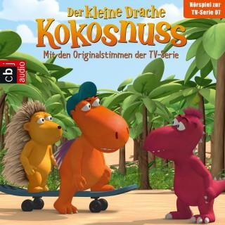 Ingo Siegner: Der Kleine Drache Kokosnuss - Hörspiel zur TV-Serie 07