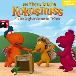 Ingo Siegner: Der Kleine Drache Kokosnuss - Hörspiel zur TV-Serie 08