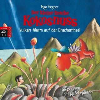 Ingo Siegner: Der kleine Drache Kokosnuss - Vulkan-Alarm auf der Dracheninsel
