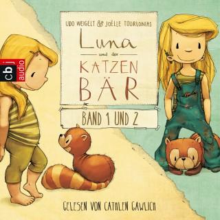 Udo Weigelt: Luna und der Katzenbär Band 1& 2