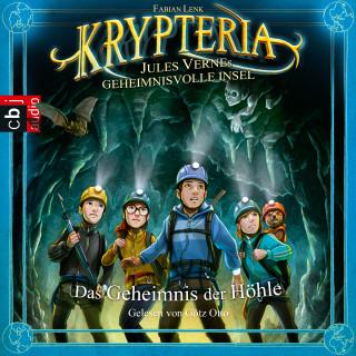 Fabian Lenk: Krypteria - Jules Vernes geheimnisvolle Insel. Das Geheimnis der Höhle