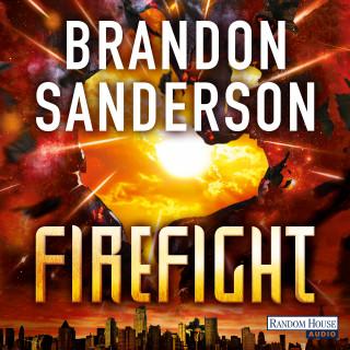 Brandon Sanderson: Firefight