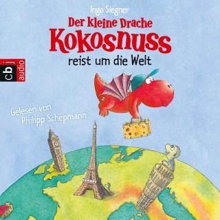Ingo Siegner: Der kleine Drache Kokosnuss reist um die Welt