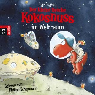 Ingo Siegner: Der kleine Drache Kokosnuss im Weltraum -