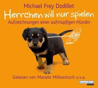 Michael Frey Dodillet: Herrchen will nur spielen