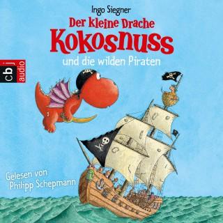 Ingo Siegner: Der kleine Drache Kokosnuss und die wilden Piraten