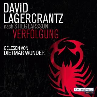 David Lagercrantz: Verfolgung