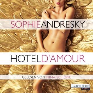 Sophie Andresky: Hotel D'Amour