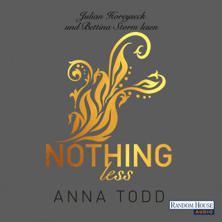 Anna Todd: Nothing less