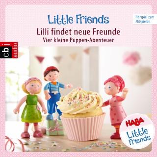 Teresa Hochmuth, Rotraud Tannous: HABA Little Friends – Lilli findet neue Freunde