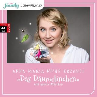 Hans Christian Andersen: Eltern family Lieblingsmärchen – Das Däumelinchen und andere Märchen