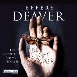 Jeffery Deaver: Der Giftzeichner