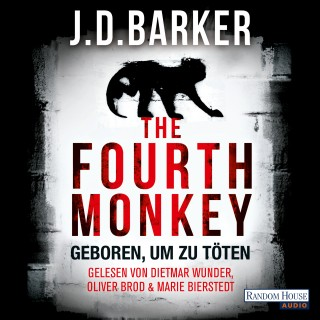J.D. Barker: The Fourth Monkey -