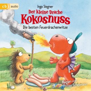 Ingo Siegner: Der kleine Drache Kokosnuss - Die besten Feuerdrachenwitze