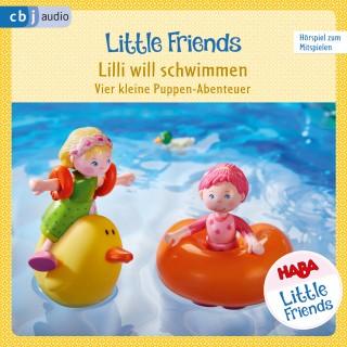 Teresa Hochmuth, Rotraud Tannous: HABA Little Friends – Lilli will schwimmen