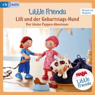 Teresa Hochmuth, Rotraud Tannous: HABA Little Friends - Lilli und der Geburtstags-Hund