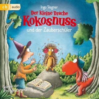 Ingo Siegner: Der kleine Drache Kokosnuss und der Zauberschüler