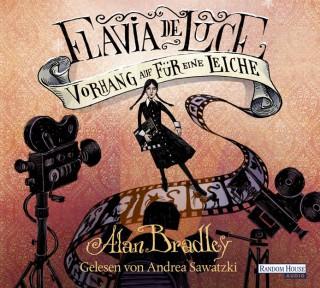 Alan Bradley: Flavia de Luce 4 - Vorhang auf für eine Leiche