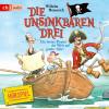 Wilhelm Nünnerich: Die Unsinkbaren Drei - Die besten Piraten der Welt auf großer Fahrt