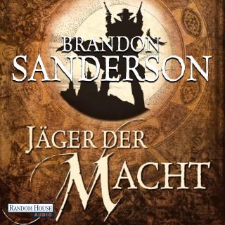 Brandon Sanderson: Jäger der Macht