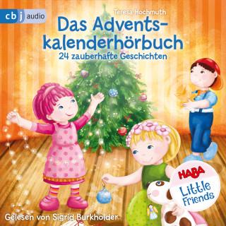 Teresa Hochmuth: HABA Little Friends - Das Adventskalenderhörbuch -